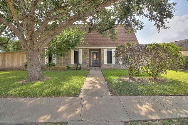 6834 Glasgow Drive, Corpus Christi, TX 78413 (MLS #387809) :: KM Premier Real Estate