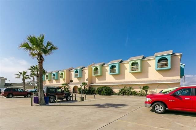 14825 Windward Drive #218, Corpus Christi, TX 78418 (MLS #387834) :: RE/MAX Elite Corpus Christi