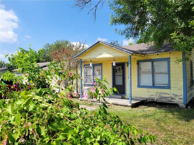 500 Avenue D, Sinton, TX 78387 (MLS #387895) :: RE/MAX Elite | The KB Team