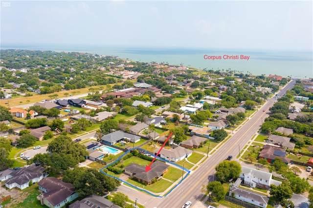 356 Doddridge Street, Corpus Christi, TX 78411 (MLS #387917) :: RE/MAX Elite Corpus Christi