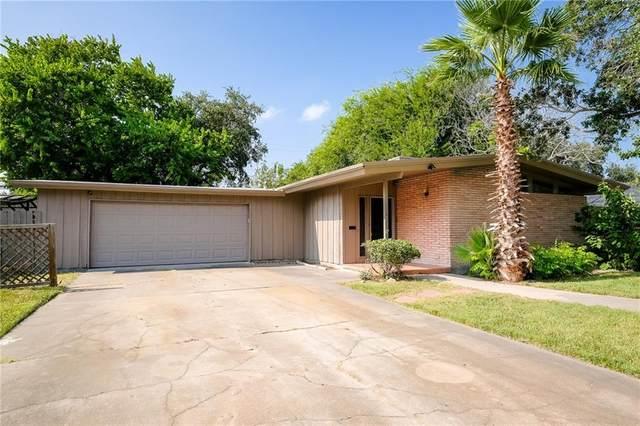606 Dolphin Place, Corpus Christi, TX 78411 (MLS #387942) :: KM Premier Real Estate