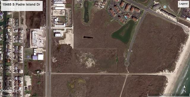 15465 S S Padre Island Drive, Corpus Christi, TX 78418 (MLS #387970) :: South Coast Real Estate, LLC