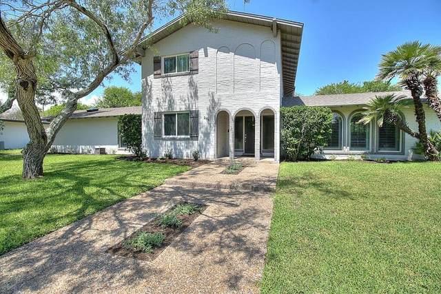 208 Poenisch Drive, Corpus Christi, TX 78412 (MLS #387981) :: RE/MAX Elite | The KB Team