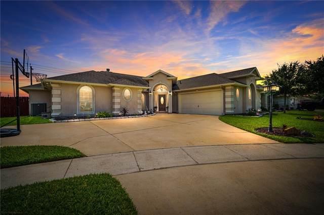 7017 San Benito Drive, Corpus Christi, TX 78414 (MLS #388073) :: RE/MAX Elite | The KB Team