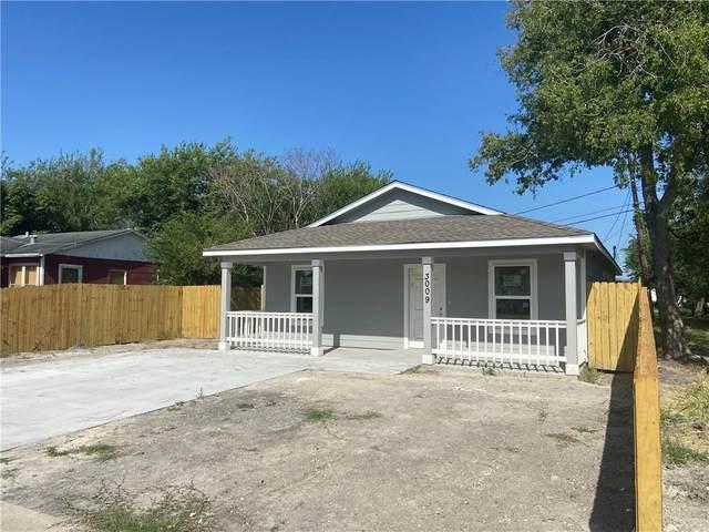 3009 Carver Street, Corpus Christi, TX 78405 (MLS #388101) :: KM Premier Real Estate