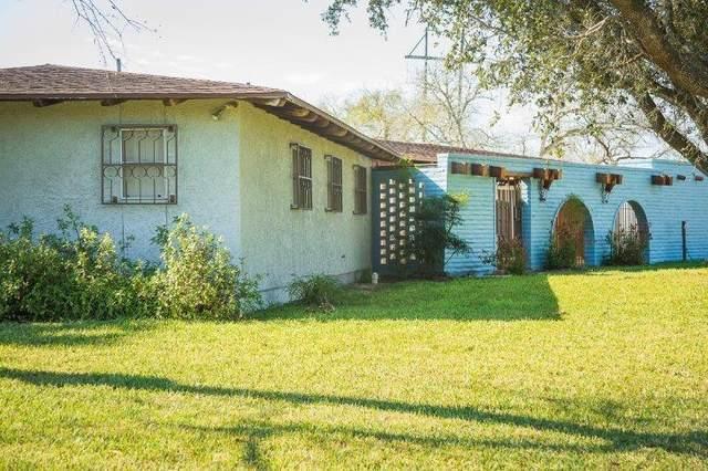 121 E County Road 2130, Kingsville, TX 78363 (MLS #388121) :: KM Premier Real Estate