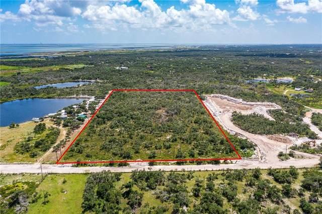 1501 San Antonio Avenue, Aransas Pass, TX 78336 (MLS #388138) :: KM Premier Real Estate