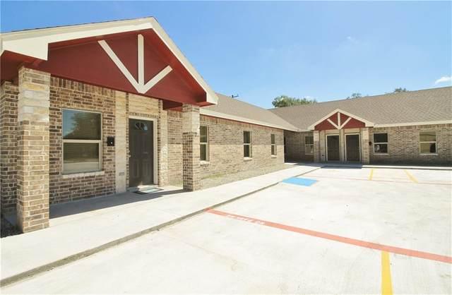 724 W Kleberg Avenue, Kingsville, TX 78363 (MLS #388156) :: RE/MAX Elite Corpus Christi