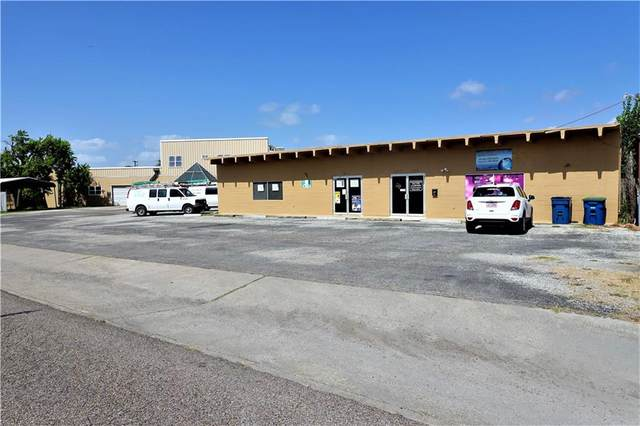 607 & 643 Railroad, Portland, TX 78374 (MLS #388180) :: KM Premier Real Estate