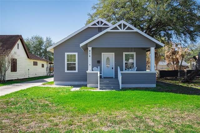 916 E Market Street, Sinton, TX 78387 (MLS #388181) :: KM Premier Real Estate