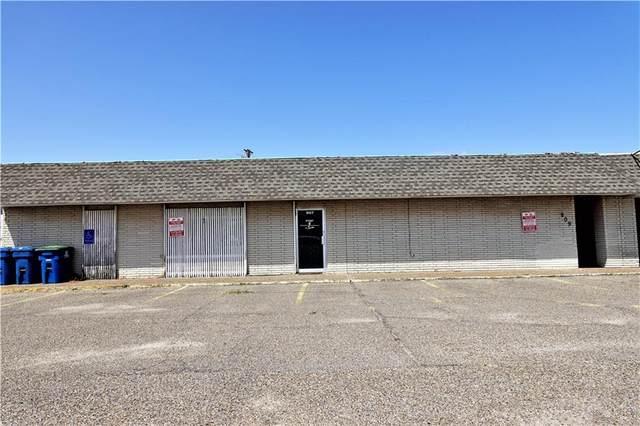 907 Market Street, Portland, TX 78374 (MLS #388185) :: KM Premier Real Estate