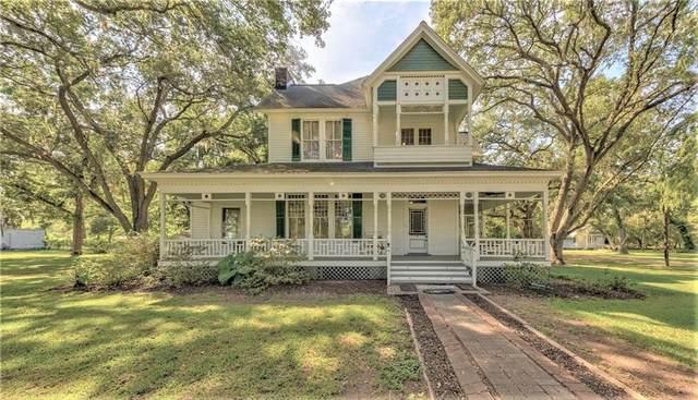 520 Main Street, West Columbia, TX 77486 (MLS #388202) :: KM Premier Real Estate