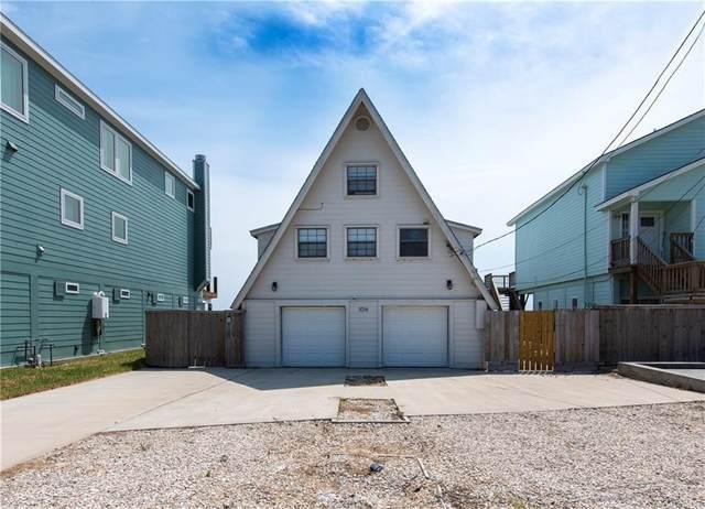 1014 Bayshore Drive, Ingleside, TX 78362 (MLS #388210) :: KM Premier Real Estate