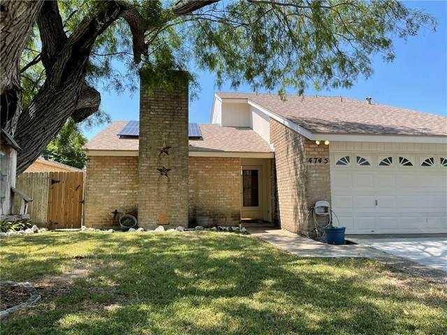4745 Vail Street, Corpus Christi, TX 78413 (MLS #388253) :: RE/MAX Elite | The KB Team