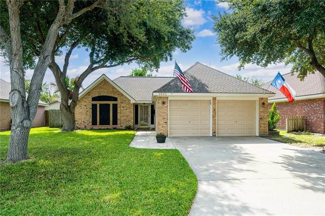 2942 Lakeview West Drive, Ingleside, TX 78362 (MLS #388272) :: KM Premier Real Estate