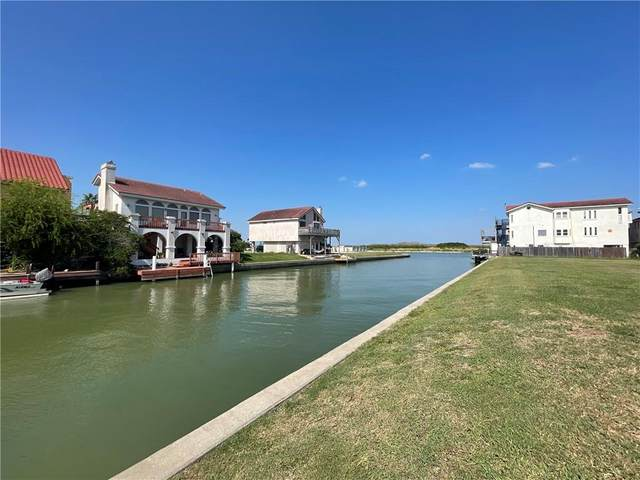 725 Kings Point Harbor, Corpus Christi, TX 78402 (MLS #388279) :: South Coast Real Estate, LLC