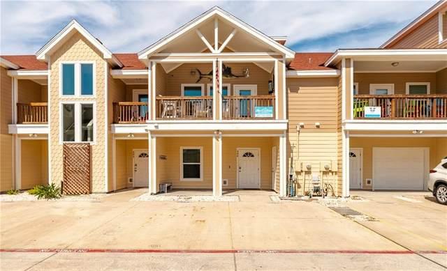 1813 S Eleventh Street #304, Port Aransas, TX 78373 (MLS #388299) :: RE/MAX Elite | The KB Team