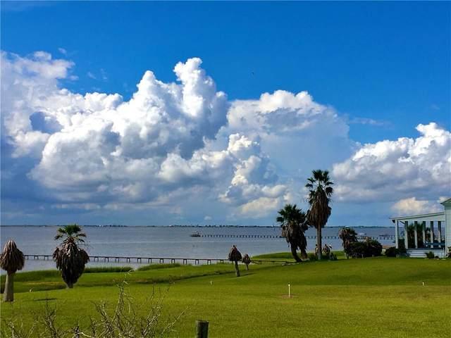 2415 Strand Drive, Bayside, TX 78340 (MLS #388303) :: South Coast Real Estate, LLC