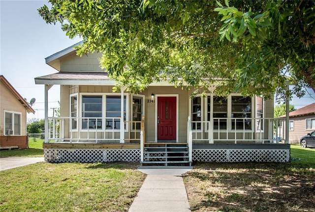 2741 Avenue F, Ingleside, TX 78362 (MLS #388311) :: KM Premier Real Estate