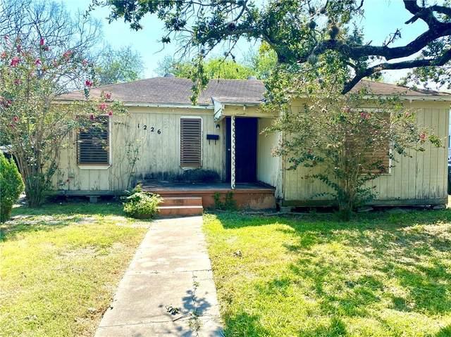 1226 Tyler Avenue, Corpus Christi, TX 78404 (MLS #388315) :: RE/MAX Elite Corpus Christi