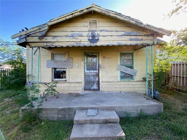 2713 Lawton Street, Corpus Christi, TX 78405 (MLS #388316) :: RE/MAX Elite | The KB Team