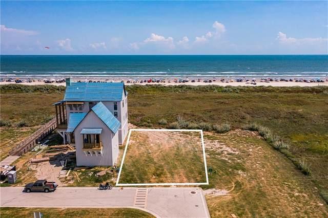 724 Silverleaf Street, Port Aransas, TX 78373 (MLS #388318) :: KM Premier Real Estate