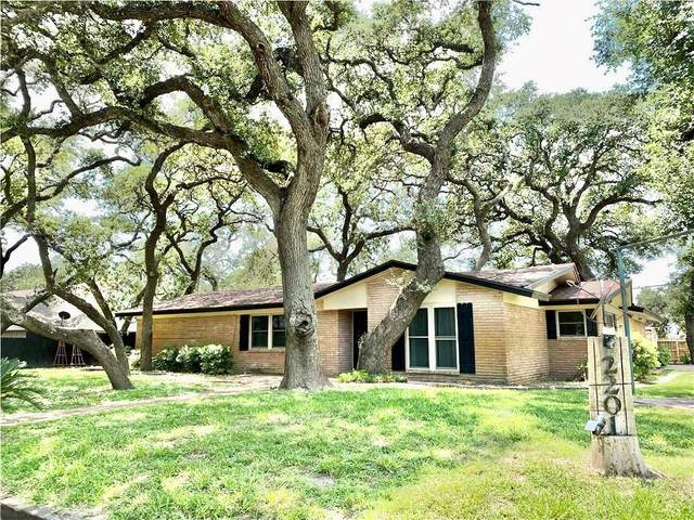 2201 Capeheart Street, Ingleside, TX 78362 (MLS #388325) :: KM Premier Real Estate