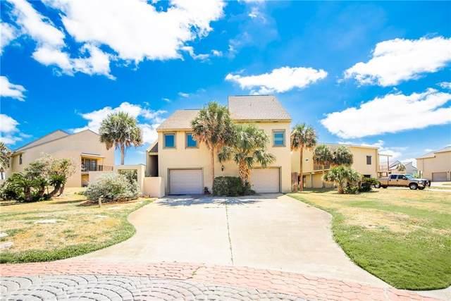 7393 State Hwy 361 8-H, Port Aransas, TX 78373 (MLS #388335) :: KM Premier Real Estate