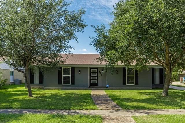 224 Terlingua Drive, Portland, TX 78374 (MLS #388399) :: KM Premier Real Estate