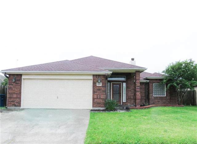 1205 Meadow Brook Drive, Portland, TX 78374 (MLS #388434) :: KM Premier Real Estate