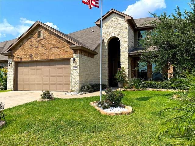 2219 Escondido, Portland, TX 78374 (MLS #388435) :: KM Premier Real Estate
