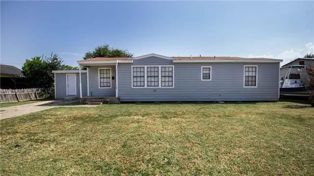 1109 E Fordyce Avenue, Kingsville, TX 78363 (MLS #388478) :: RE/MAX Elite Corpus Christi