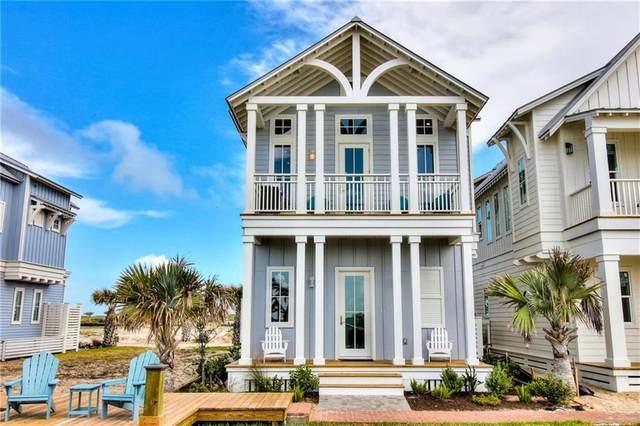 228 Laughter Lane, Port Aransas, TX 78373 (MLS #388500) :: KM Premier Real Estate