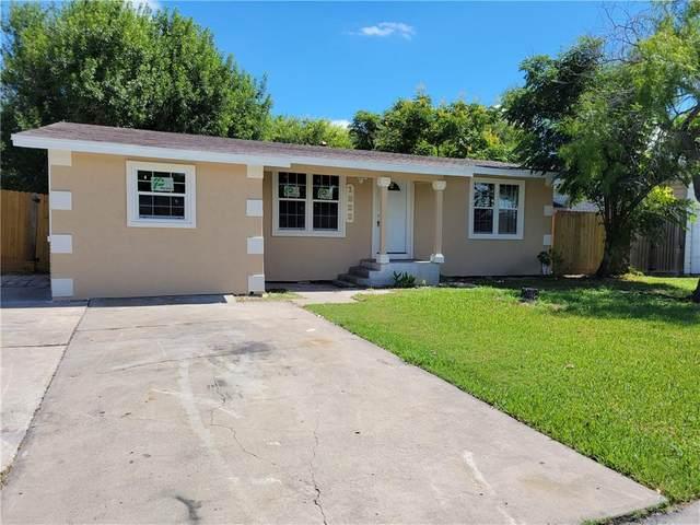 1222 Vance Drive, Corpus Christi, TX 78412 (MLS #388504) :: South Coast Real Estate, LLC