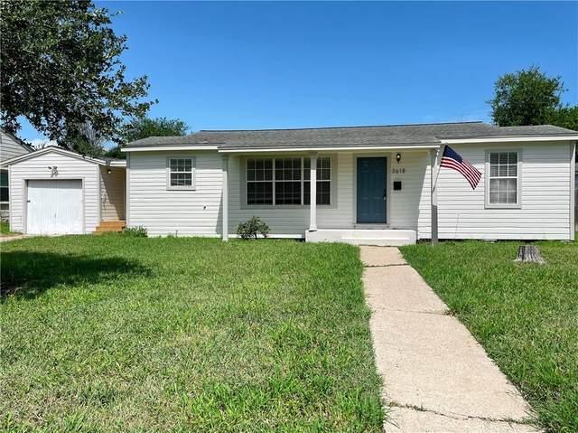 3618 Lawnview Street, Corpus Christi, TX 78411 (MLS #388528) :: KM Premier Real Estate