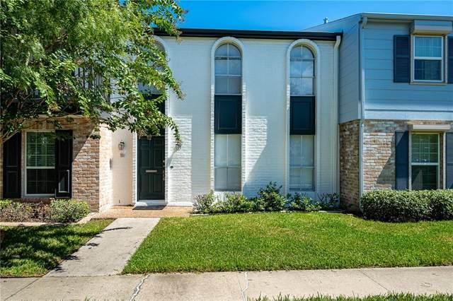 47 Townhouse, Corpus Christi, TX 78412 (MLS #388541) :: South Coast Real Estate, LLC