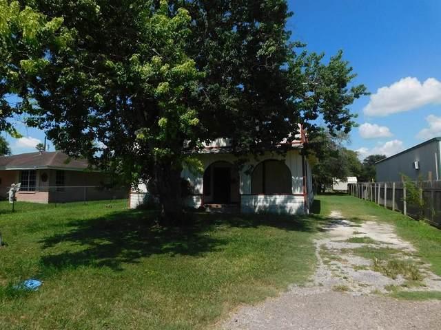 822 W Sinton Street, Sinton, TX 78387 (MLS #388565) :: KM Premier Real Estate