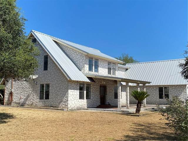 140 County Road 3072, Orange Grove, TX 78372 (MLS #388566) :: South Coast Real Estate, LLC