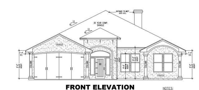 10346 Stone Creek Drive, Corpus Christi, TX 78410 (MLS #388569) :: South Coast Real Estate, LLC