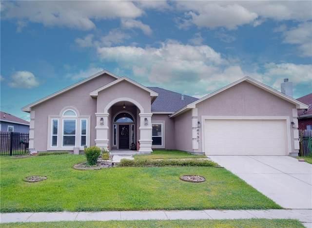 4130 Pontchartrain Drive, Corpus Christi, TX 78413 (MLS #388570) :: South Coast Real Estate, LLC