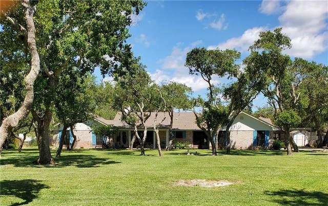 2574 Johnson, Aransas Pass, TX 78336 (MLS #388583) :: KM Premier Real Estate