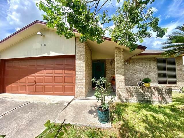 4141 Western Drive, Corpus Christi, TX 78410 (MLS #388586) :: South Coast Real Estate, LLC