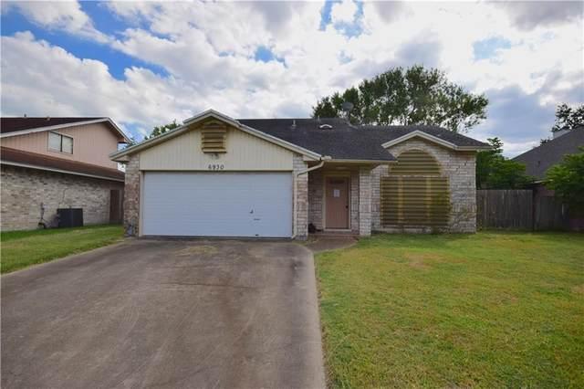 6930 Dundee Drive, Corpus Christi, TX 78413 (MLS #388588) :: KM Premier Real Estate