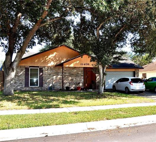 11409 Woodway Creek Drive, Corpus Christi, TX 78410 (MLS #388590) :: South Coast Real Estate, LLC