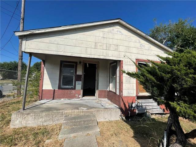 345 Cheyenne Street, Corpus Christi, TX 78405 (MLS #388593) :: South Coast Real Estate, LLC