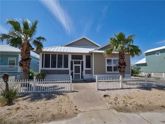 152 Beachwalk, Port Aransas, TX 78373 (MLS #388594) :: KM Premier Real Estate