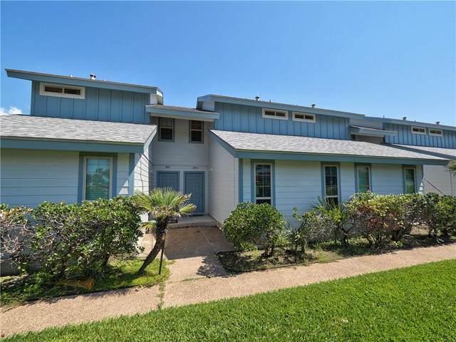 715 Beach Access Road 1A #1403, Port Aransas, TX 78373 (MLS #388601) :: KM Premier Real Estate