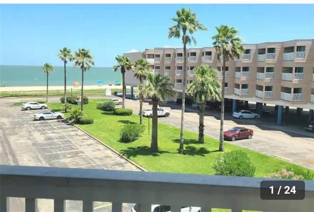 3839 Surfside Boulevard #3138, Corpus Christi, TX 78402 (MLS #388617) :: KM Premier Real Estate