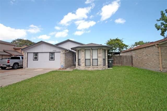 5522 Crossgate Drive N, Corpus Christi, TX 78413 (MLS #388622) :: KM Premier Real Estate