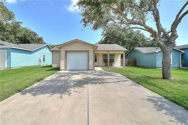 114 Breezy Street, Rockport, TX 78382 (MLS #388636) :: KM Premier Real Estate